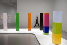 """anne truitt art   first major exhibition of Anne Truitt's work since 1974. """"Anne Truitt ..."""