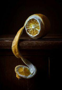 Frutas | Casca da laranja