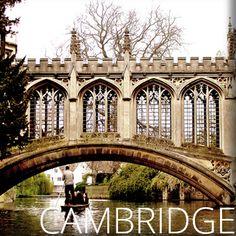 #cambridge #university #travel #boat #river