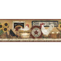 Country Book Tin Star U0026 Heart Coffee Wallpaper CB5667