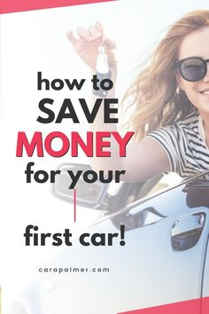 Learn how to save money for your first car; whether you're in high school, college, or just started your first job, we have plenty of tips to help you purchase a car. Want to pay cash for your car? We show you how to do that too.