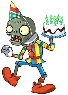 is my birthday!Don't invite any zombies 4 da party including Zomboss! Zombie Birthday Cakes, Zombie Birthday Parties, Zombie Party, Birthday Fun, Plants Vs Zombies Personajes, Zombies Vs, Zombie Logo, Plantas Versus Zombies, P Vs Z