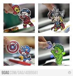 Avengers Theft