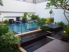 #tropical #home #concept #nature #green