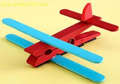 Toy plane from cloth Clip #waste #management, #art & #craft from #waste #materials, #home #made #gifts