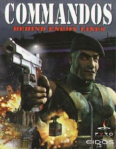 Commandos Behind Enemy Lines Computer Game - (1998) -  #classicpcgaming #retrogaming #oldschool