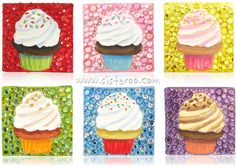 Tutorial: Cupcake Art | Edible Crafts | CraftGossip.com