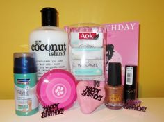 Pink-Box April 2013 | Cadika-beautyblog
