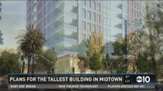 Developer plans to put up tallest building in Midtown Small House Interior Design, Condominium, How To Plan, Building, Buildings, Architectural Engineering