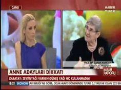 Prof. Dr. Canan Karatay'dan Anne ve Baba adayları için Karatay önerileri...