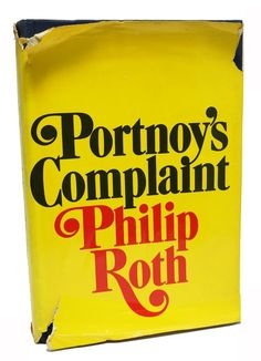 Portnoy's Complaint First Edition Philip Roth 1st Printing 1969 Book