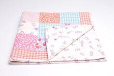 Margaux's room - Baby quiltSarah Jane fabrics by Matildasmacaron on Etsy, $64.00
