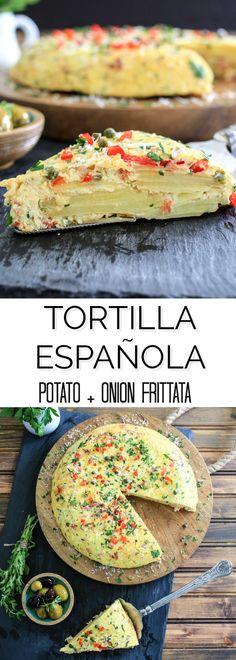 Tortilla Espanola http://thenoshery.com/tortilla-espanola/?utm_campaign=coschedule&utm_source=pinterest&utm_medium=The%20Noshery&utm_content=Tortilla%20Espanola