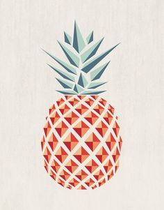 ananas géomtrie   Today's my birthday! Will post pics of the DIVERGENT cake later!!!!!
