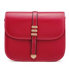 Women Candy Color PU Leather Crossbody Messenger Bag  Worldwide delivery. Original best quality product for 70% of it's real price. Hurry up, buying it is extra profitable, because we have good production sources. 1 day products dispatch from warehouse. Fast & reliable shipment (7-25...