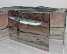 3D Printed Geological Field Gives a Better Understanding of Underground