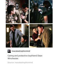 "Dean is always in the confused"" mode Dean And Castiel, Supernatural Destiel, Great Love Stories, Love Story, Sherlock Quotes, Sherlock John, Sherlock Holmes, Watson Sherlock, Winchester Boys"
