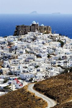 Astypalaia Greece