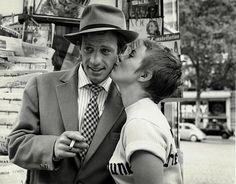 A bout de souffle, Paris, 1959      Raymond Cauchetier                               ARTIST:       Raymond Cauchetier