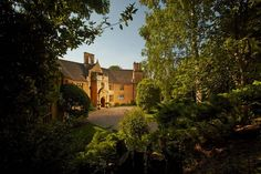 Foxhill Manor in the Cotswolds