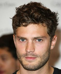 Check out these pictures of celebrities and models for the latest cool men's curly hairstyles. These short and long haircuts are trendy and easy to style.
