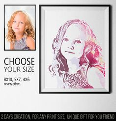 Light and soft print in shades of pink for a little girl. A great gift for your friends who have children. This memorable and beautiful thing to