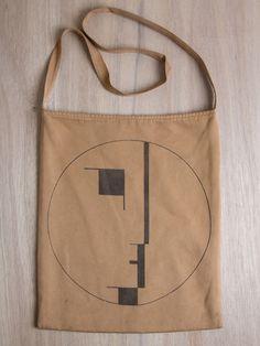 youmightfindyourself:  Raf Simons Bauhaus bag