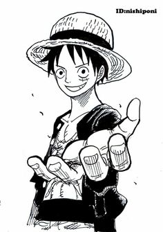 Luffy : give me your hand