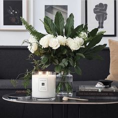 """10.1k Likes, 39 Comments - Jo Malone London (@jomalonelondon) on Instagram: """"Coffee table envy @thedesignchaser"""""""