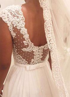 Wedding Dress Trumpet, Wedding Dress Backs, Civil Wedding Dresses, Gorgeous Wedding Dress, Dream Wedding Dresses, Bridal Dresses, Wedding Gowns, Wedding Veil, Wedding Shoes
