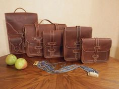 Small leather bag Handmade crossbody bag Leather shoulder