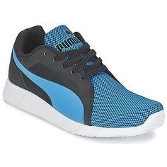 klassieke Puma st trainer evo tech heren sneakers (Blauw)