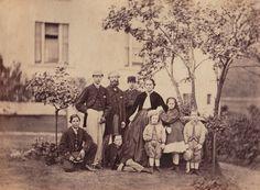 Penge, Britain. 1863.