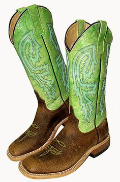 Anderson Bean Geronimo Bison Boots