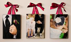 "Groupon - Set of 5""x7"", 8""x10"", or 11""x14"" Custom Wooden PhotoBoards (Up to 67% Off). Free Shipping.. Groupon deal price: $39.99"