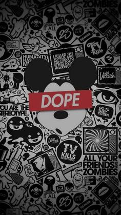Dope mickey