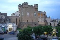 """TI PORTO VIA CON ME  La posizione strategica di #Mesagne le valse l'appellativo di """"Città di mezzo"""" (Messania) sull'antico percorso Oria-Brindisi...  #CosaVedereinPuglia #ViaggiareinPuglia"""