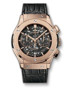 Details and features of 0 Chronograph, Swiss luxury watch by Hublot. Find out where to buy and prices of Hublot Classic Fusion watches. Elegant Watches, Stylish Watches, Watches For Men, Wrist Watches, Skeleton Watches, Hublot Classic Fusion, Men's Watches, Luxury Watches
