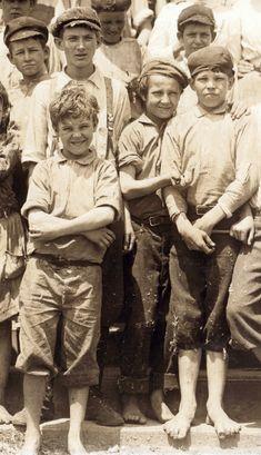 Cotton Mill Boys