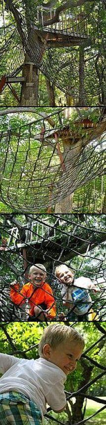 DIY - Inexpensive alternative for playground equipment