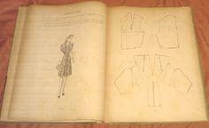 1946 -ANOS DOURADOS: IMAGENS & FATOS: IMAGENS - Velharia: Curso de Corte e Costura