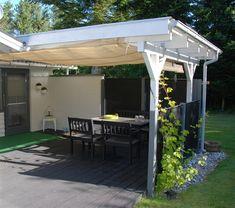 Billedresultat for overdækket terrasse pris Google, Outdoor Decor, Inspiration, Home Decor, Terrace, Summer Recipes, Biblical Inspiration, Interior Design, Home Interior Design