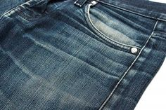 Naked & Famous Indigo Broken Twill (Unknown Months, Unknown Washes) - see verticle streaking