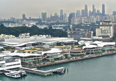 VIVO CITY Singapore - Toyo Ito