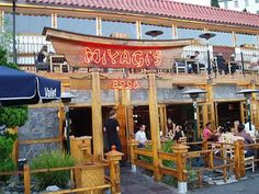 Miyagi's Restaurant a night on the town - early bird - errrr. Early dog! | Splash Magazines | Los Angeles