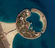 Green Island in Kuwait.