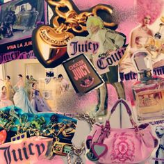 Juicy couture image by mandy_esq on Photobucket on imgfave Perfume, Juicy Couture Bags, Brand Me, Couture Fashion, Couture Girl, Girly Things, Pretty In Pink, My Favorite Things, My Love