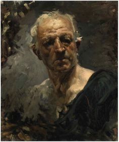 Sorolla, painted in 1889.