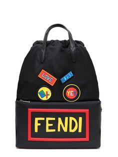 FENDI Fendi Backpack. #fendi #bags #backpacks #