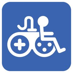 Game Accessibility Info symbol. Chronic Illness, Communication, Product Launch, Symbols, Feelings, Games, Reading, Gaming, Reading Books